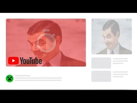 В YouTube опять появилась странная реклама
