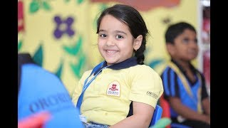A Day in the Life of Our Pre Primary Students - Orchids The International School