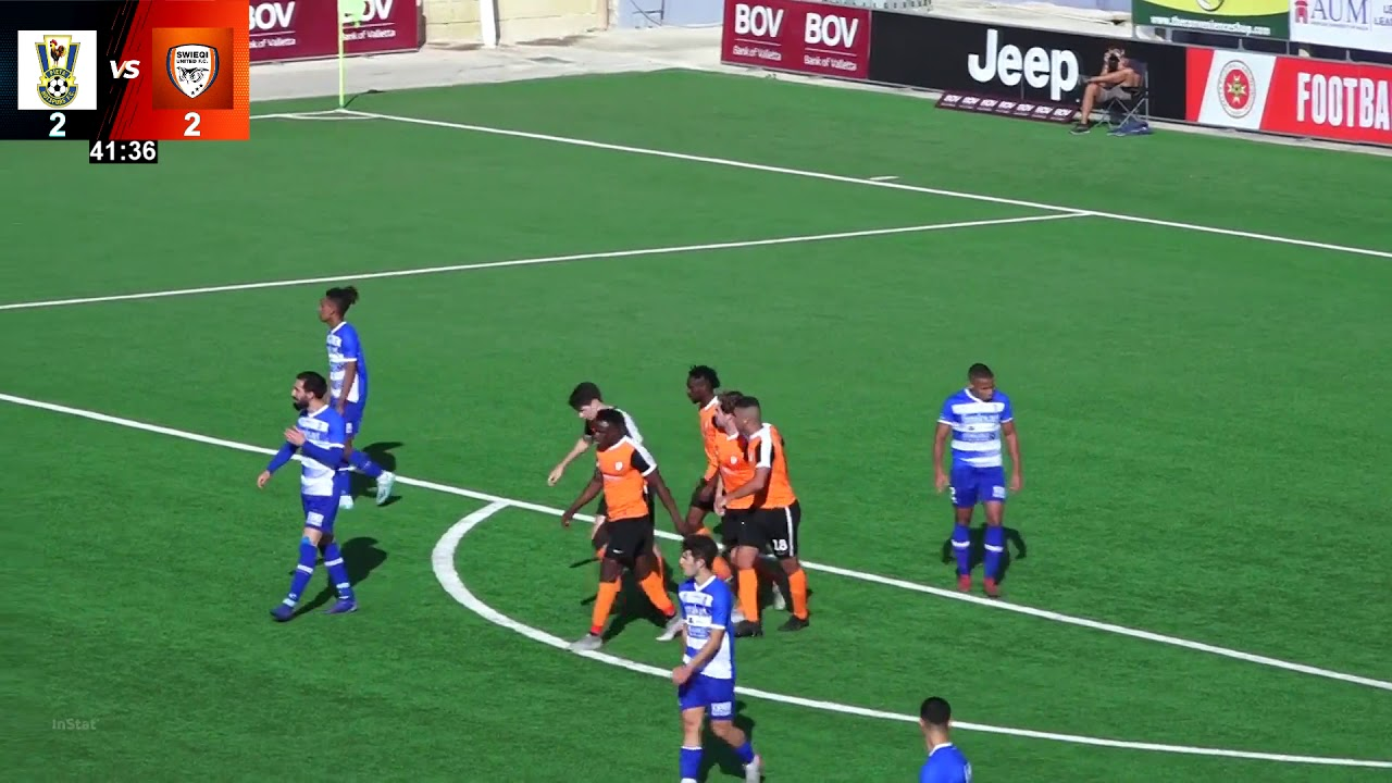 CRAZY GAME - 6+ Goals - Match no.3   Swieqi United Fc vs Pieta Hotspurs Fc