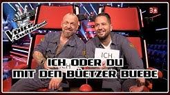The Voice of Switzerland 2020: ICH oder DU - mit den Büetzer Buebe