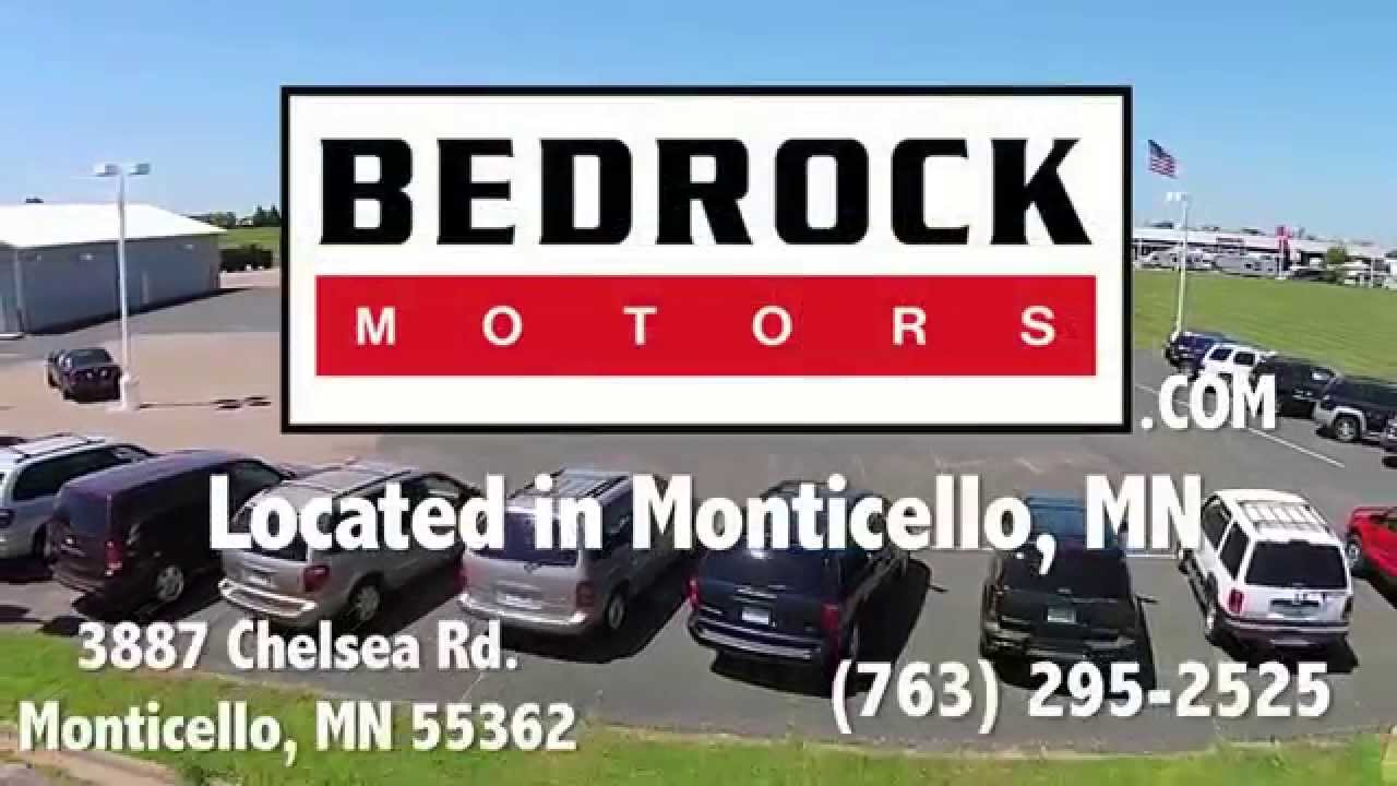 Bedrock Motors Monticello, Minneapolis, St Cloud, Annandale, MN Used Cars For Sale - YouTube