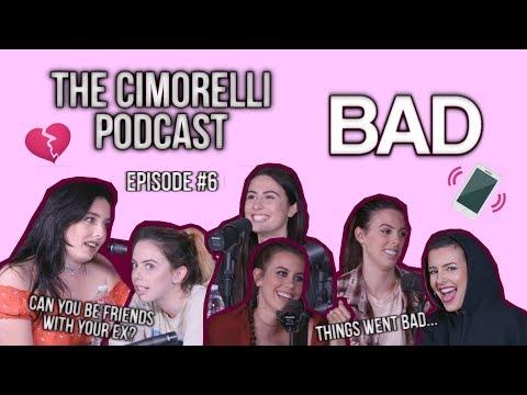 "The Cimorelli Podcast | Season 1 Episode 6 ""Bad."""