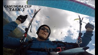 I ENTERED A PARAGLIDING COMPETITION! Canungra Cup Day 1