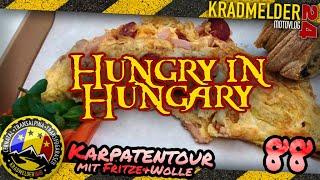 Hungry in Hungary ✫ Mit der Fähre übern Plattensee ✫ Héviz Balaton Ungarn Biled Banat Romania ◙ MV88