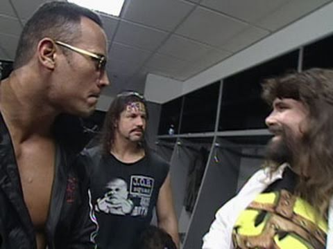 """Dwayne """"The Rock"""" Johnson tells Al Snow to know his role"""