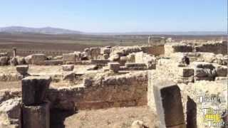 Tour of Ancient Roman City of Volubilis, Archaeological Site Near Meknes, Morocco