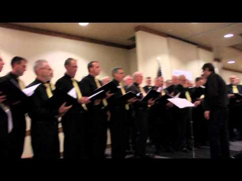 BASF Choir performing in Las Vegas, Nevada