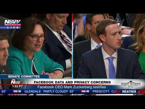 PART 2: Facebook CEO Mark Zuckerberg Testifies At Senate Judiciary Committee