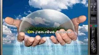 Gerald de Palmas - J'en rêve encore (Karaoke)