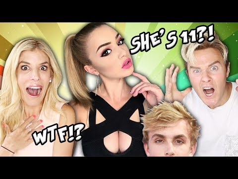 Thumbnail: GUESS HER AGE CHALLENGE!!! (Jake Paul's Age Will SHOCK You!!!)
