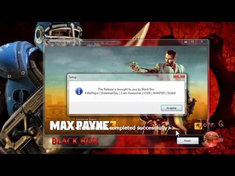 Como Instalar y activar Max Payne 3 (100% comprobado)