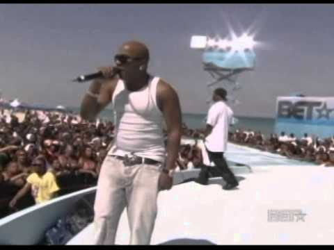 Young Jeezy Song Medley At BETs Spring Bling 06