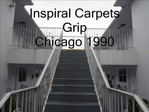 Inspiral Carpets - Grip - Live Chicago 1990