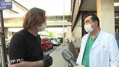 Željko Mitrović uručio zaštitnu opremu beogradskim porodilištima i Medicinskom fakultetu