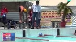 Balitang ASEAN: Isang lalaking may kapansanan sa Vietnam, naging pambato sa swimming competition