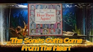 The Song's Gotta Come From The Heart   Jimmy Durante and Helen Traubel