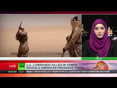 Political commentator Marwa Osman on US military operation in Yemen