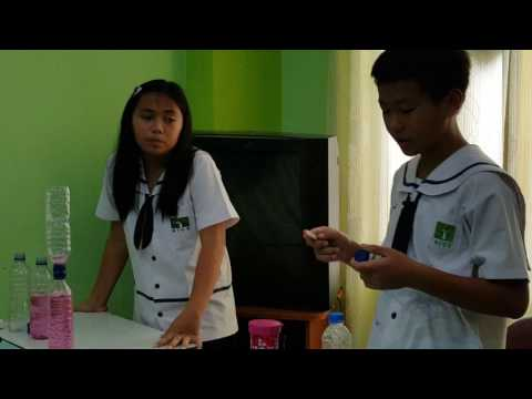 Simple Experiment Weather by Little Scientist from KiCS (Part 2)