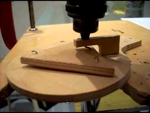 Тросомот для моделей кораблей своими руками