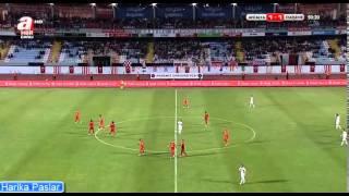 Antalyaspor 1 - Eskişehirspor 3 Maç Özeti | Ziraat Türkiye Kupası