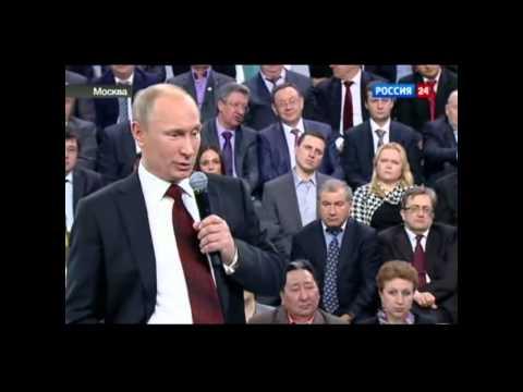 Убийство Немцова - Владимир Путин о сакральной жертве 29 02 12
