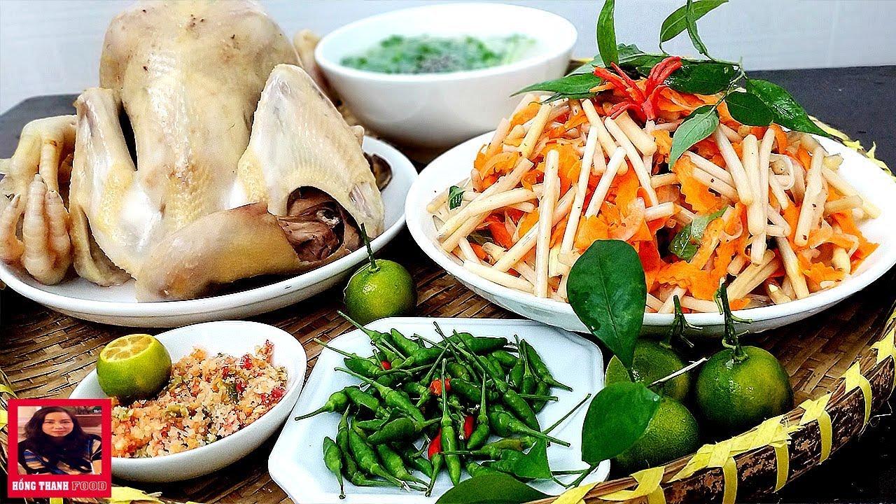 Cách làm Gỏi ngó Sen Thịt Gà cực ngon cho bữa cơm gia đình l Hồng Thanh food