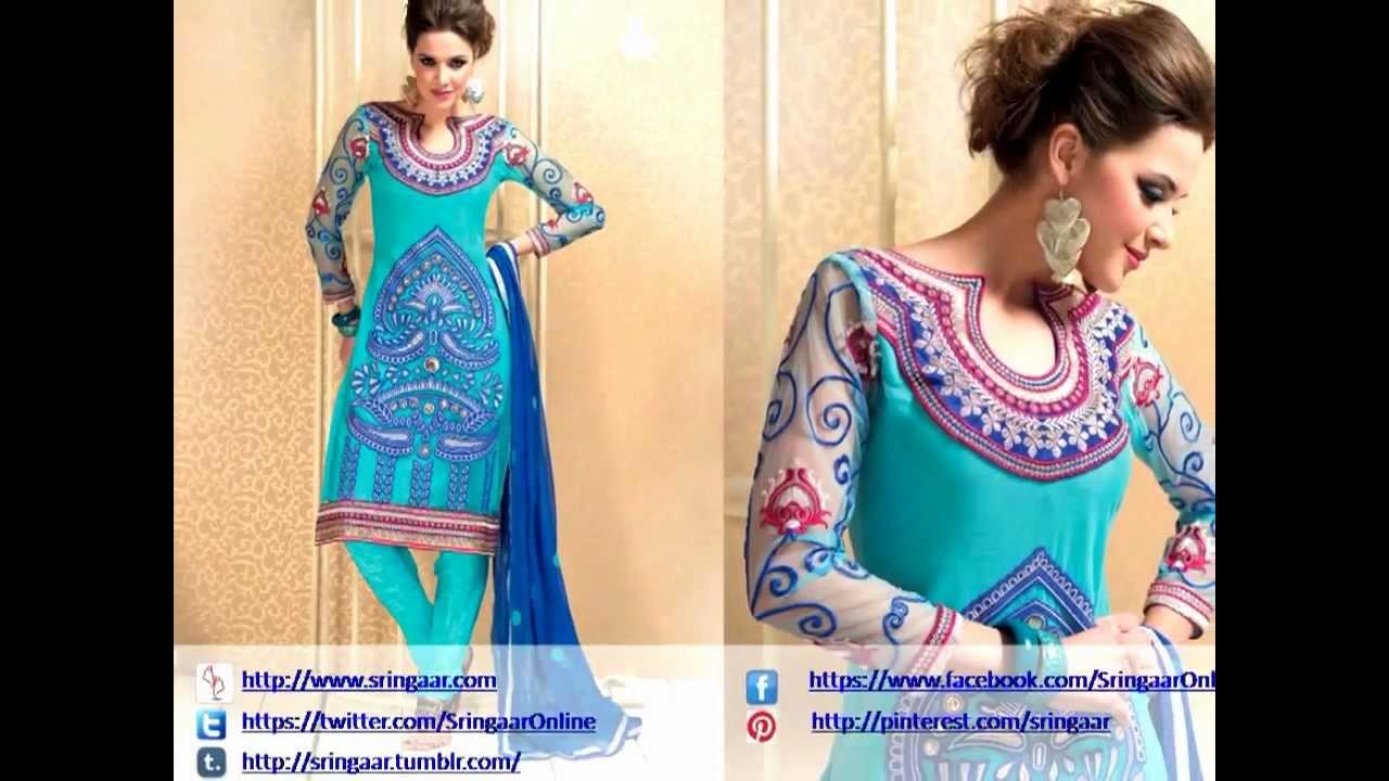 Indian Dresses Indian Evening Dress Indian Dress Patterns