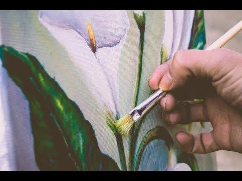 لاجيء سوري في لبنان يبدع بالرسم في مجال الهندسة النباتية  - نشر قبل 20 دقيقة