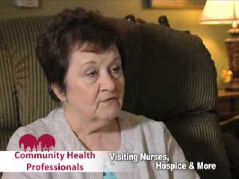 Community Health Professionals- Home Health Testimonial