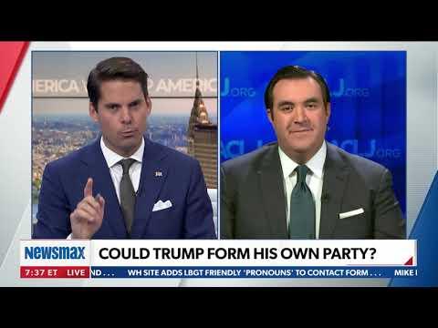 Trump's Looming Senate Impeachment Trial - Jordan Sekulow on Newsmax