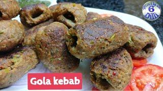 Gola kabab ki 2 recipes in 1 video : gravy Gola kabab & Gola kebab recipe   2 serving recipe