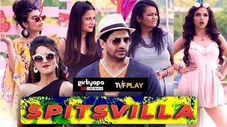 Splitsvilla Spoof feat. Ahsaas Channa, Radhika Bangia & Shivankit Parihar I Girliyapa Unoriginals