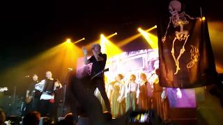 Порт (812) - Гулял (концерт в Авроре, 24.09.2017, Питер)