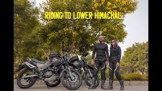 Exploring Unexplored Places in Himachal on Hero Xpulse200 | Delhi - Kumarhatti | XpulseXpedition