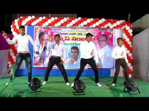 Neevey Na Santhosha Ganamu Dance Own Composed By Prayer Power Soldiers Eluru