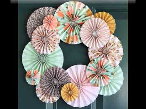 Creative Scrapbook Paper Craft Ideas Youtube