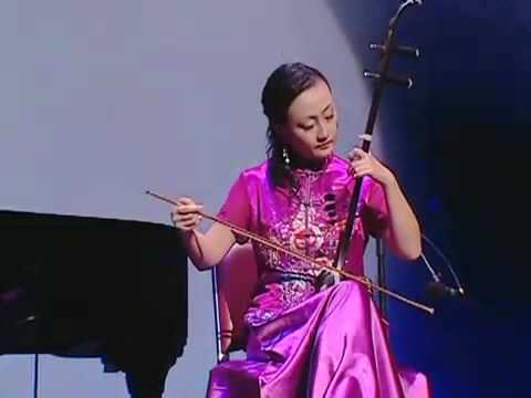 Erhu - Chinese musical instrument