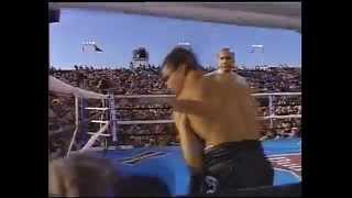 Jeff Fenech's highlights package