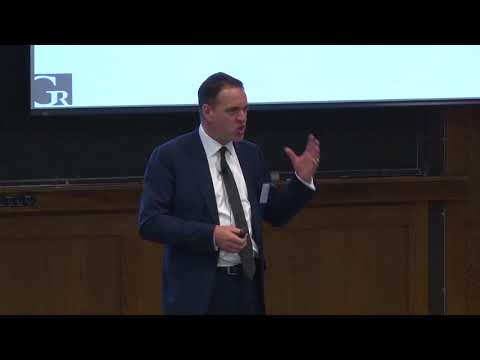 Niall Ferguson at the Boston College Finance Conference 2015