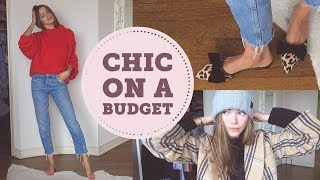 Chic on a Budget: Try-On Sale Haul