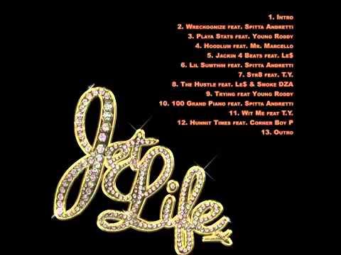 Jet Life - Audio D (2014) (Full Mixtape)