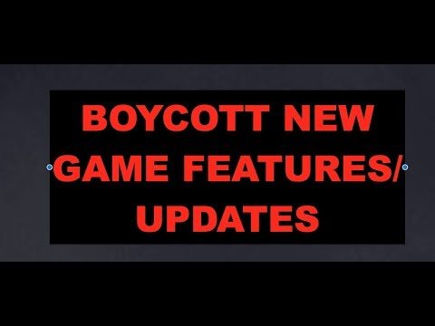 Clash Of Kings : BOYCOTT GAME : NEW FEATURES