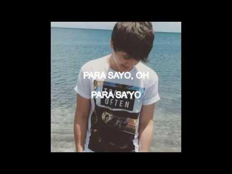Para Sa'yo - Juan Karlos Labajo (Lyric Video)