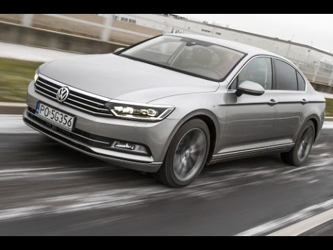 volkswagen passat b8 2 0 tdi test youtube. Black Bedroom Furniture Sets. Home Design Ideas