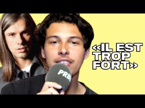 Youtube: Georgio: comment Orelsan l'a aidé sur son album