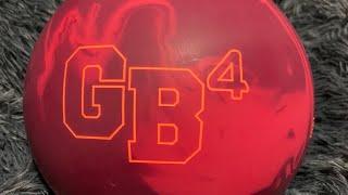 [투구영상] 에보나이트 GB4 (Ebonite Gamebreaker4)/투핸드(Two hands)