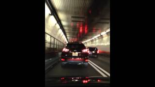 Holland tunnel Westbound