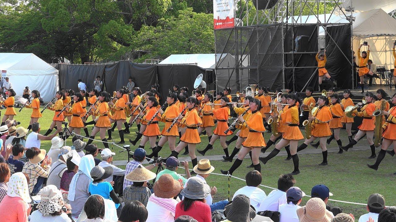 ローズ パレード 橘 部 京都 高校 吹奏楽