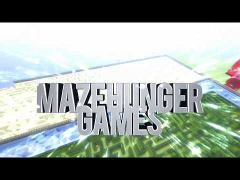 Minecraft Xbox 360 - Maze Hunger Games Trailer!!!!! WITH DOWNLOAD LINK