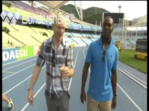 *Exclusive* Michael Johnson 400m Tips & Tricks